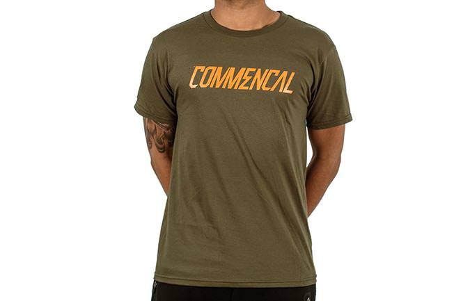 TEE-SHIRT CORPORATE MILITARY GREEN 2018