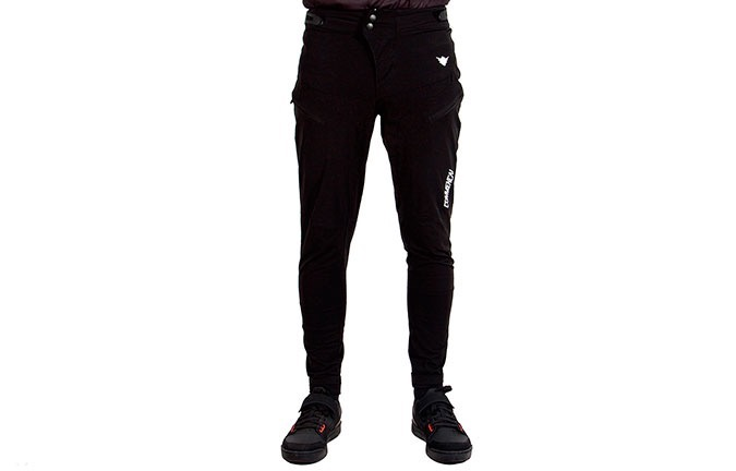 COMMENCAL/FORBIKE PANTS BLACK 2019