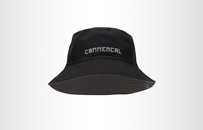 COMMENCAL REVERSIBLE REFLECTIVE BUCKET HAT