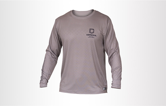 COMMENCAL LONG SLEEVE JERSEY DIRT