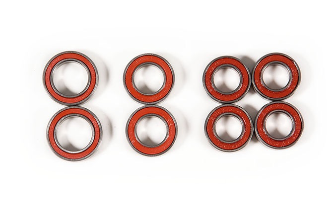 ENDURO BEARINGS CLASH