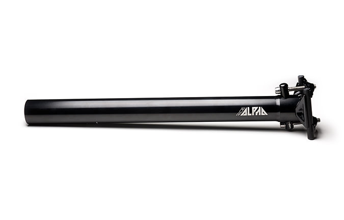 RIDE ALPHA SUPER LIGHT SEAT POST