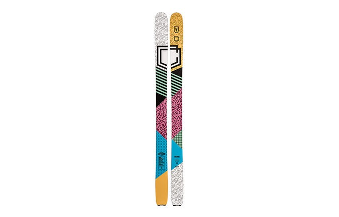 COMMENCAL SUPREME SKIS