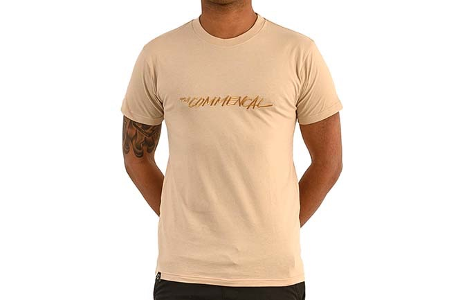 COMMENCAL T-SHIRT OFF-WHITE 2020