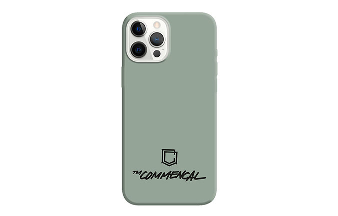 COMMENCAL IPHONE 12 CASE HERITAGE GREEN