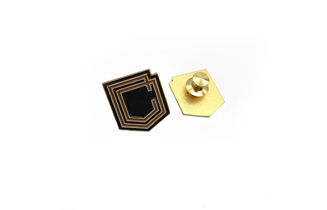 COMMENCAL GOLD PINS