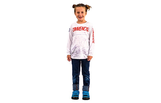 KIDS LONG SLEEVE JERSEY POMPON REPLICA 2019