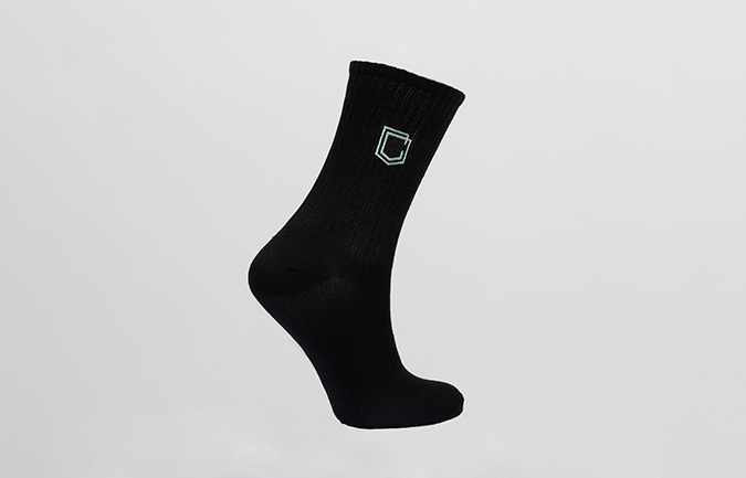 COMMENCAL LIFESTYLE LIGHTWEIGHT SHIELD SOCKS HERITAGE GREEN