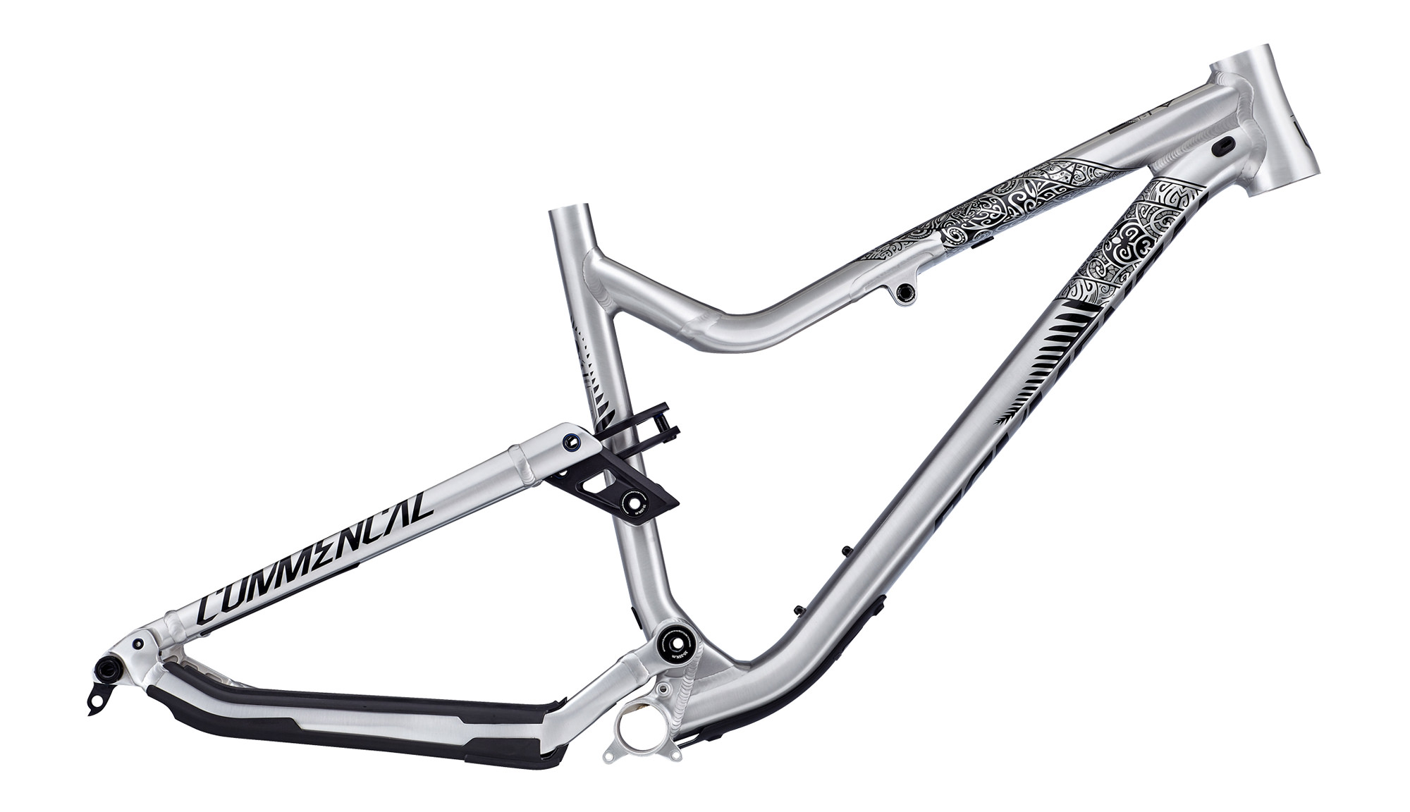 COMMENCAL 2018 | FRAME META AM V4.2 650B NEW ZEALAND BRUSHED 2018