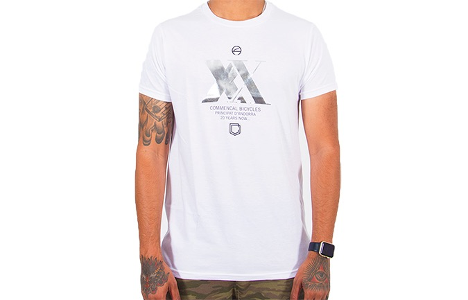 COMMENCAL XX EDITION T-SHIRT