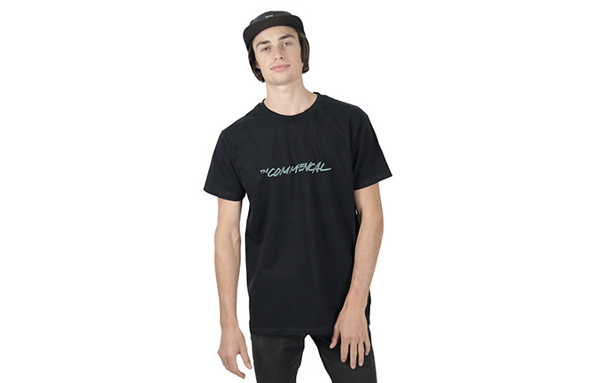 T-SHIRT COMMENCAL HERITAGE GREEN