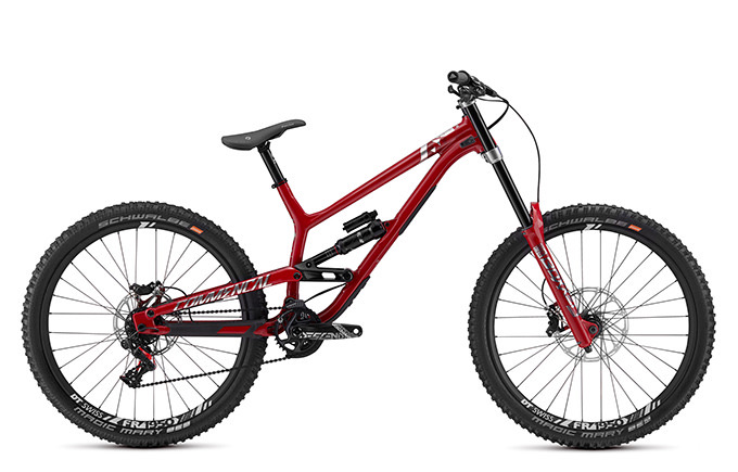 FURIOUS RACE BOXXER RED 2020