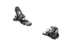 BINDINGS TYROLIA ATTACK² 11 GW BLACK + BRAKES TYROLIA FOR ATTACK²