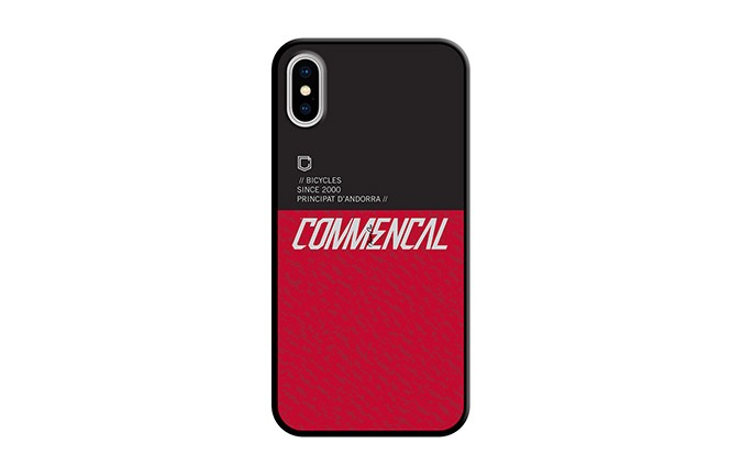 COMMENCAL IPHONE 10 CASE RED 2019